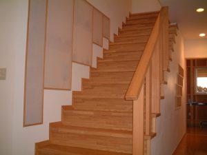 D邸:階段