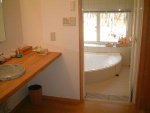 D邸:バスルーム